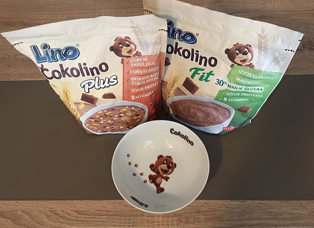 Čokolino Fit i Čokolino Plus