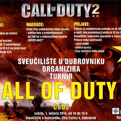 Call of duty turnir