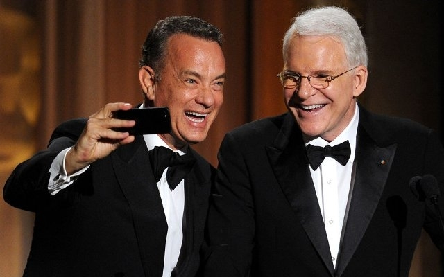 Tom Hanks i Steve Martin