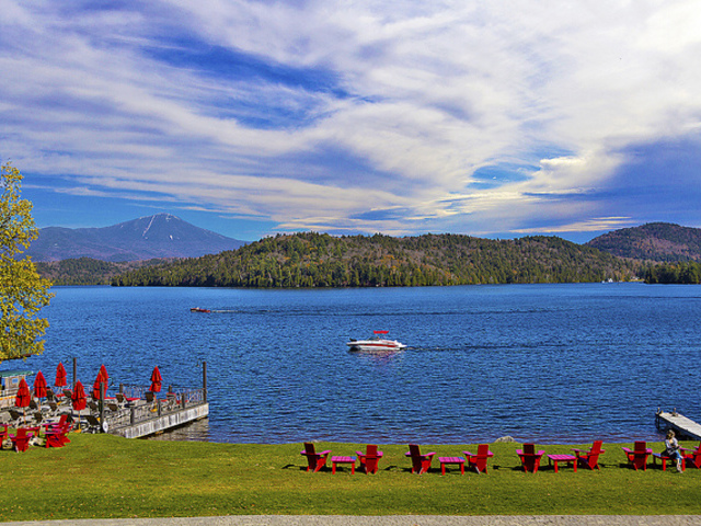 16. Lake Placid, New York
