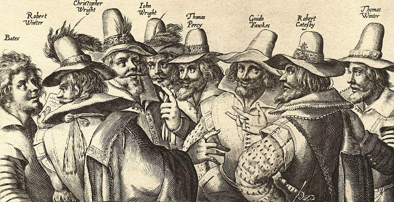 Gunpowder plot