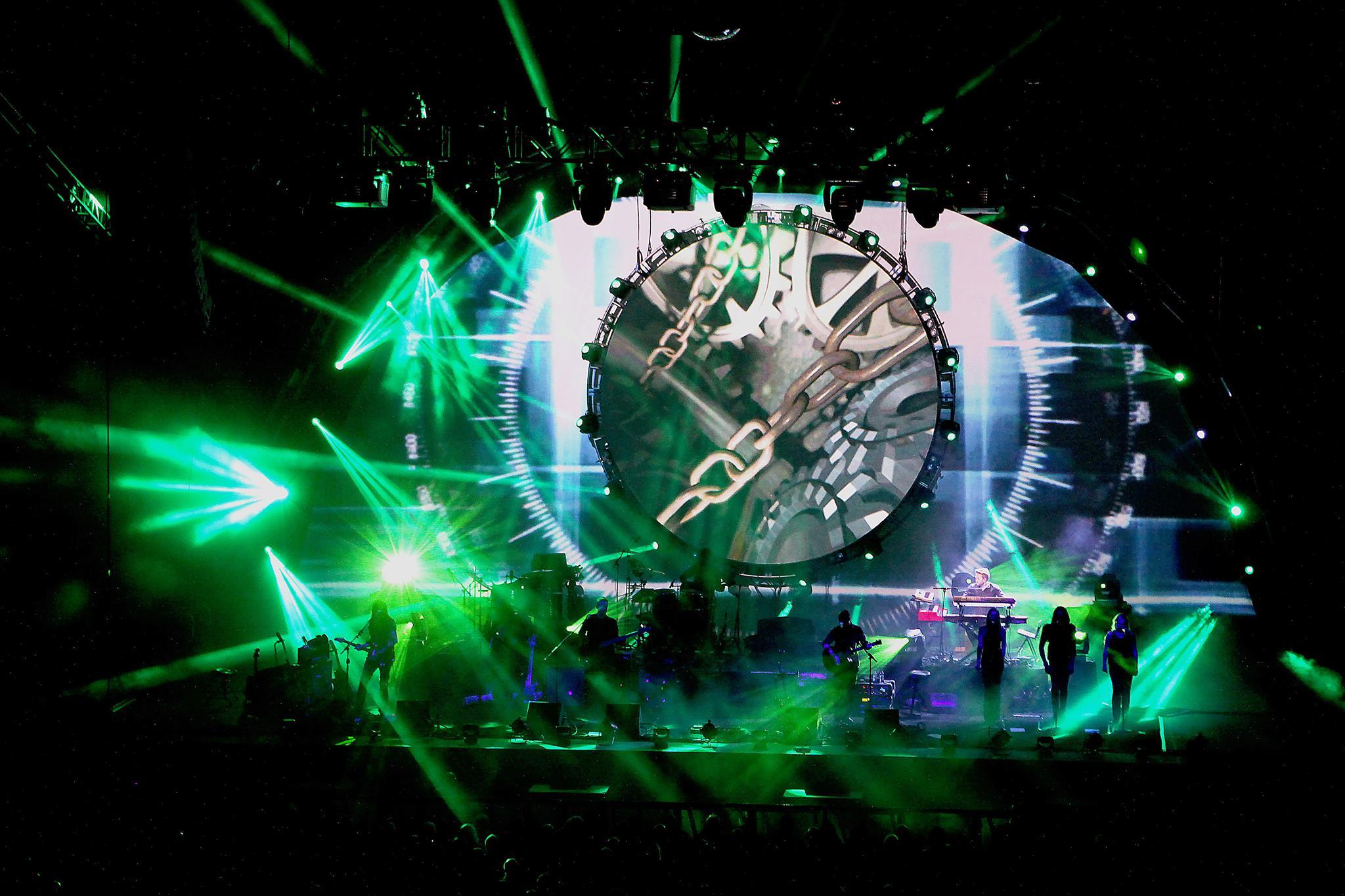 Brit Floyd hipnotizirao zagrebačku publiku