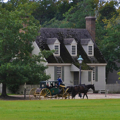 29. Williamsburg, Virginia