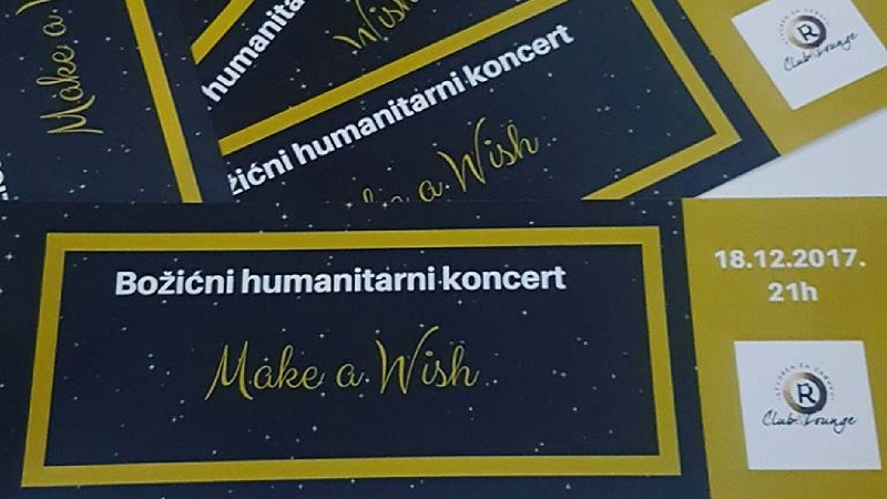 "Božićni koncert ""Make a wish"""