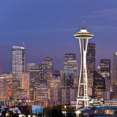 34. Seattle, Washington