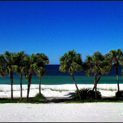 32. Panama City Beach, Florida