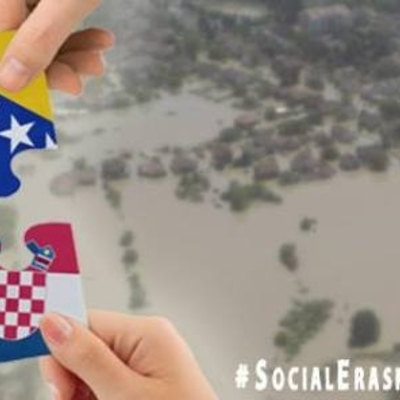 Solidarity for Balkans with ESN Zagreb