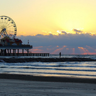 47. Galveston, Texas