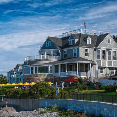 4. Bar Harbor, Maine