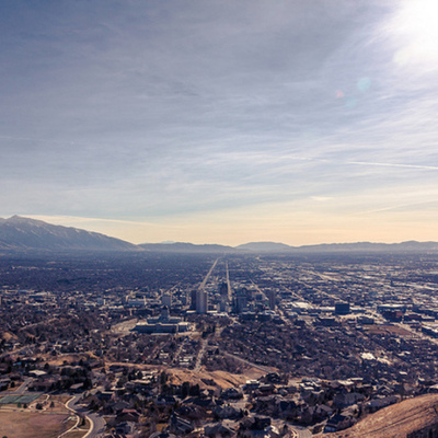 49. Salt Lake City, Utah