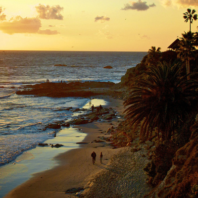 40. Laguna Beach, California