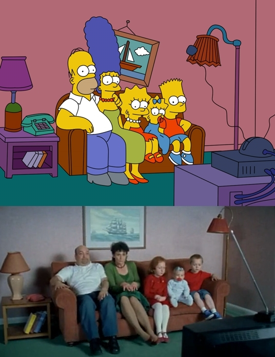 The Simpsons remake
