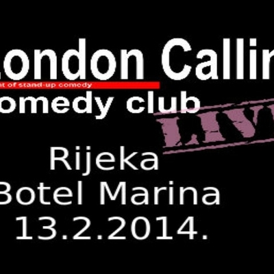 London Calling Comedy Club