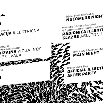 Illectricity Festival 2014.