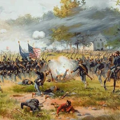 https://hr.wikipedia.org/wiki/Ameri%C4%8Dki_gra%C4%91anski_rat#/media/File:Battle_of_Antietam_by_Thulstrup.jpg