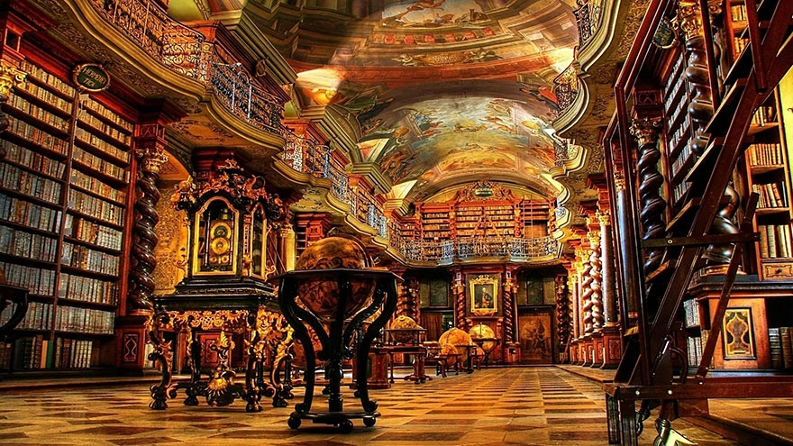 National Library of the Czech Republic