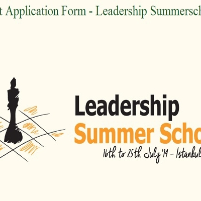 Leadership Summer School
