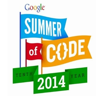 Google Summer of Code 2014. logo