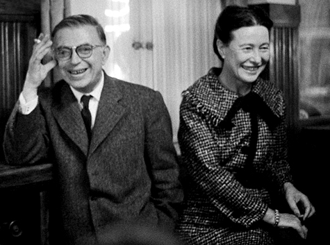 Sartre i Beauvoir