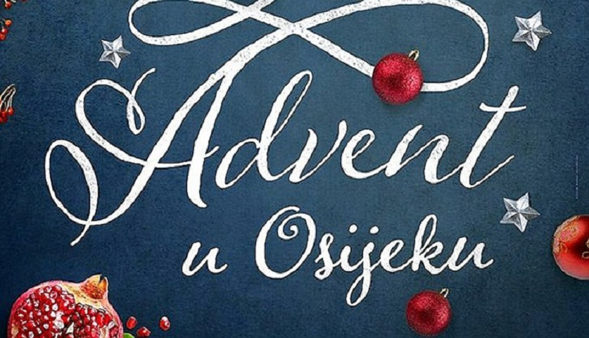 Advent u Osijeku