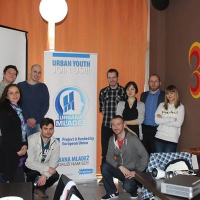 Urbana mladež: Entrepreneurship is a piece of cake