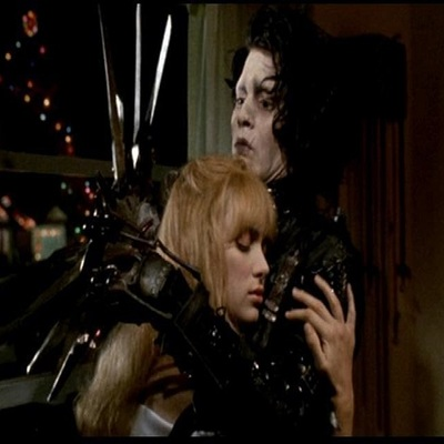 Edward Scissorhands, Johnny Depp, Winona Ryder