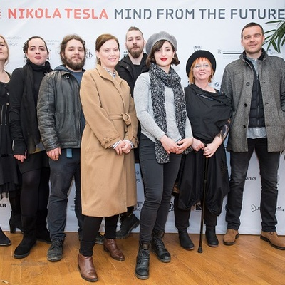 "Proširen postav izložbe ""Nikola Tesla – Mind from the Future"""