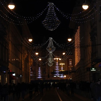 Advent u Zagrebu - Praška