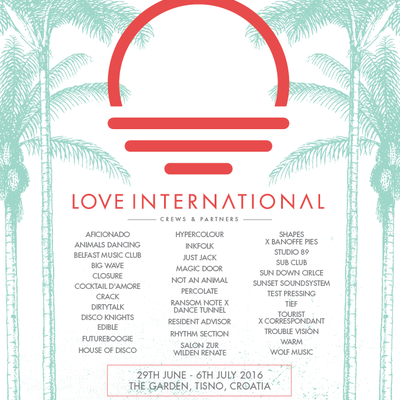 """Love International"" festival"