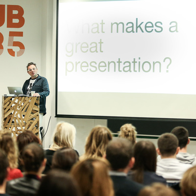 How to give a talk like you have always wanted to?