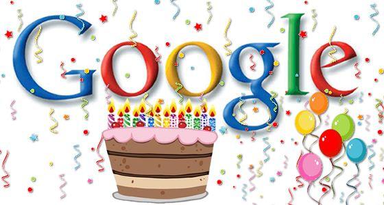 google rođendan Google, sretan ti rođendan!   Studentski.hr — Studentski.hr google rođendan