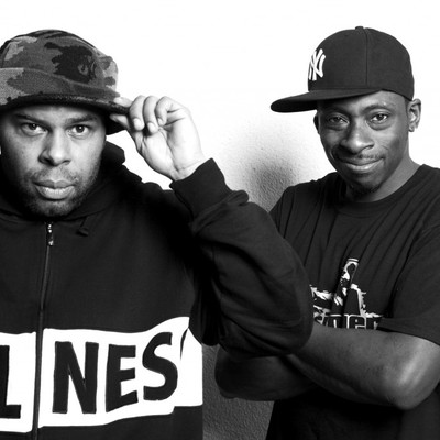 Pete Rock i CL Smooth