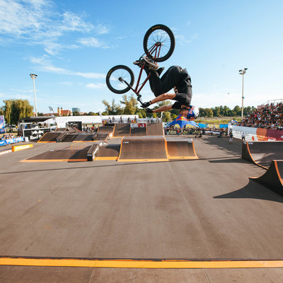 BMX Freestyle kup