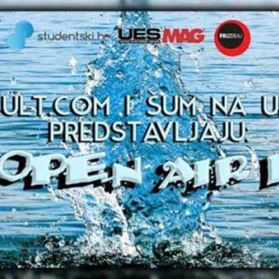 Kupa open air promo1