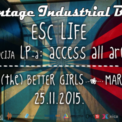 VIB - ESC Life, Better Girls, Mark Mrakovčić, Remedy