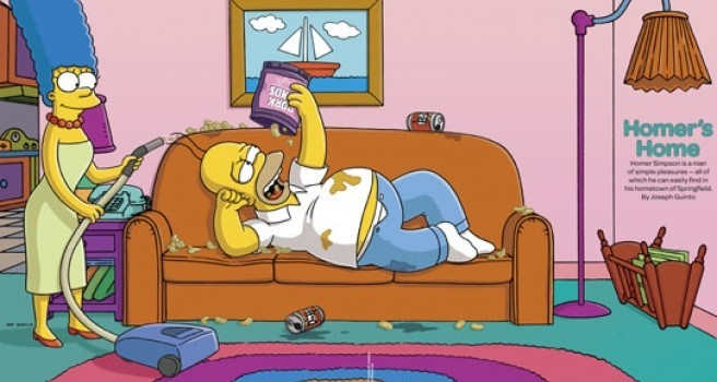 Couch potato - Simpson