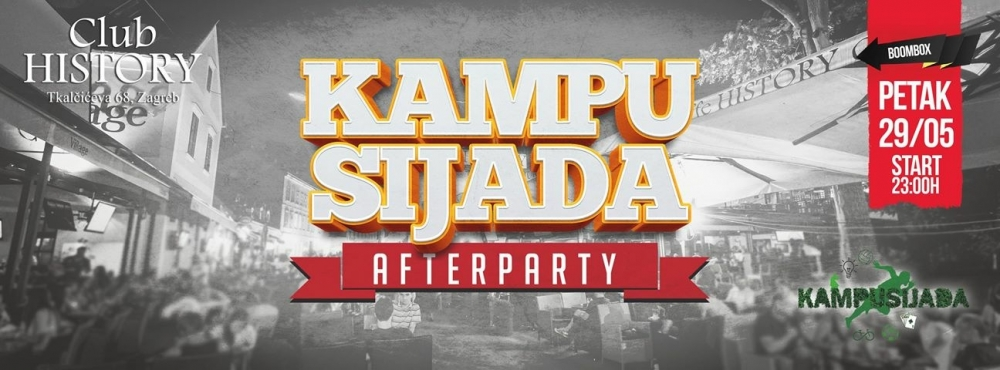 After party 2015