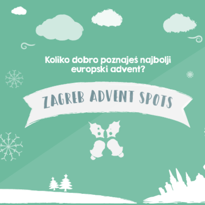 Zagreb advent spots