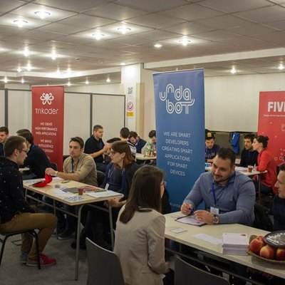 Career speed dating 2016