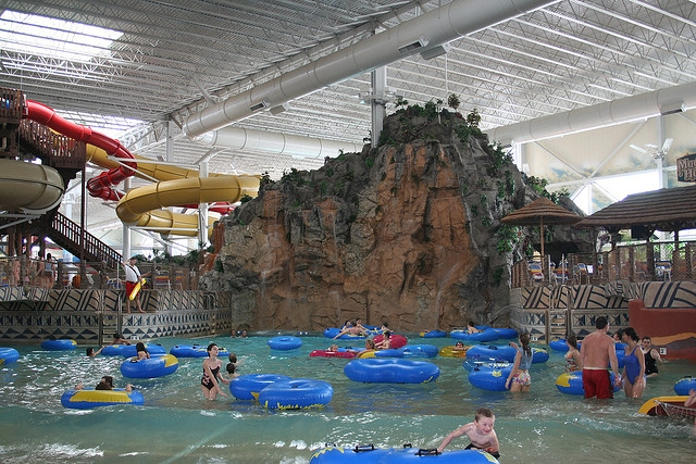 Kalahari Resort Waterpark