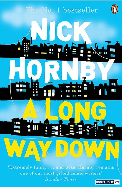 Nick Hornby: Long Way Down