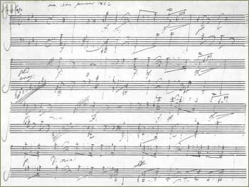 Beethoven note