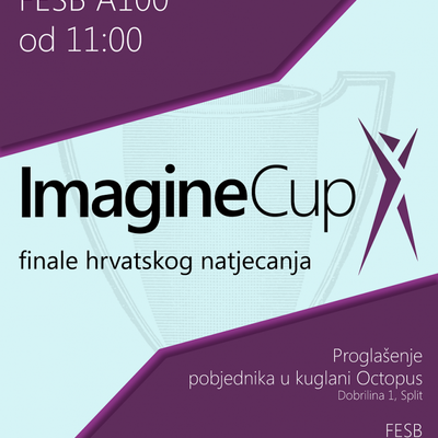 Imagine Cup Split