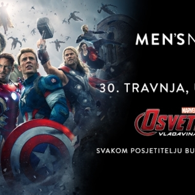 Mens Night uz Osvetnike