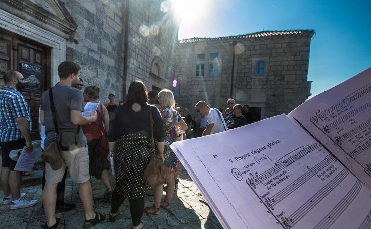 Akademski Zbor Ivan Goran Kovacic Odrzane Audicije Za Nove Clanove Narod Hr