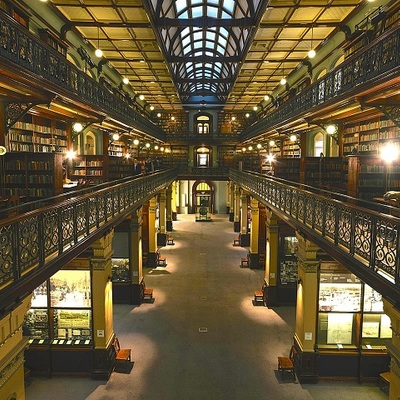 IZVOR: https://commons.wikimedia.org/wiki/File:Mortlock_Wing,_State_Library_of_South_Australia.jpg