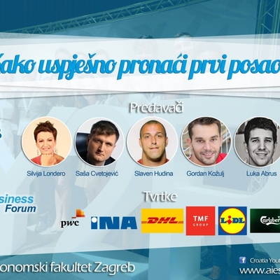 Croatia Youth to Business Forum