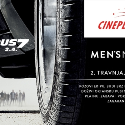 Mens Night u Cineplexxu