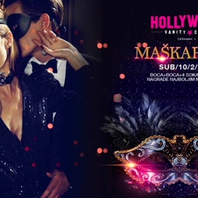 Maškarada, Hollywood Vanity Club