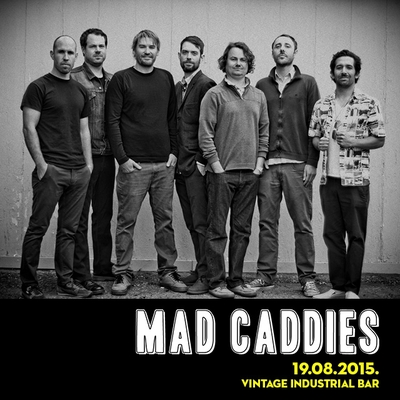 Mad Caddies - Vintage